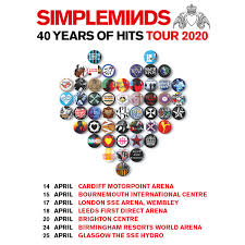 <b>Simple Minds</b> | Motorpoint Arena Cardiff