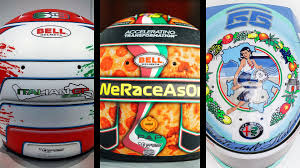 VOTE: Which <b>driver</b> has the <b>best special</b>-edition helmet for the 2020 ...