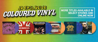 Vinyl Records At JB Hi-Fi - Shop Best Deals On Music!