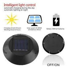 the cheapest Color Changing 6LED Garden <b>Solar Light</b> Outdoor ...