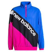 Activewear New Balance Men's <b>Sport Style Optiks</b> Anorak Black ...