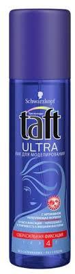 <b>Taft</b> Жидкий <b>лак для волос</b> Ultra для моделирования ...
