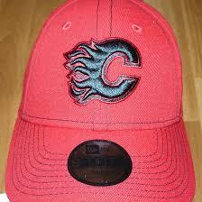 Новая детская <b>бейсболка New Era NHL</b> Calgary Flames – купить в ...