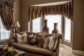Dining Room Curtain Dining Room Window Treatments Luxury Bronze Curtain Valance On