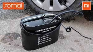 ПОРШНЕВОЙ <b>КОМПРЕССОР XIAOMI 70 MAI Air</b> compressor ...