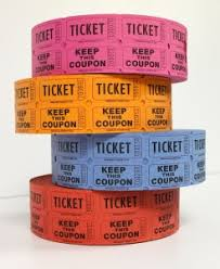 Event & Raffle Tickets - Paper Pro Inc Event & Raffle Tickets