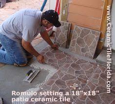 tiles patio flooring