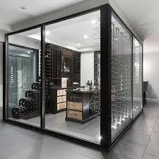 basement wine cellar ideas center of the room glass wine cellar basement wine cellar idea
