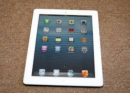 Trải nghiệm iPad 4 Wi-Fi 16GB màu trắng