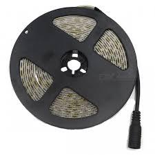 SZFC Waterproof <b>5m</b> 60W <b>600-LED</b> Strip Warm White/Cold White ...