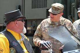 reserve iers help raise military awareness at milwaukee photo details