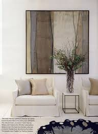 ideas contemporary living room: i like the colors and the painting reminds me of the lg one i painted