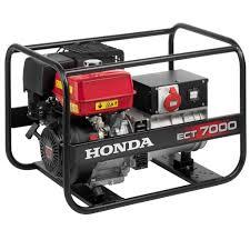ECT7000K1RG. <b>Генератор бензиновый Honda ECT 7000 K1</b> ...