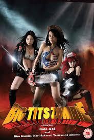 Big Tits Zombie 2010