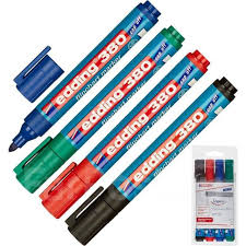 <b>Набор маркеров</b> для флипчарта <b>Edding</b> E-380 4шт, линия 2.2мм ...