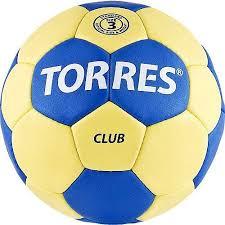 <b>Мяч гандбольный Torres Club</b> купить в Москве — интернет ...