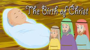 The <b>Birth of Jesus</b> Christ   Christmas Story for Kids   Holy Tales Bible ...