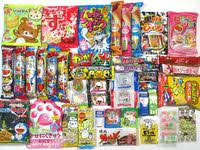 <b>Japanese</b> Candy, Snacks, Okashi Dagashi