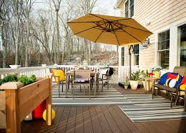 patio deck ideas furniture outdoor decorating ideas and diys for a back deck dining area