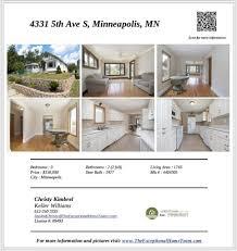 minneapolis homes for yourminnetonka 4331 5th ave s minneapolis mn 55409 brochure
