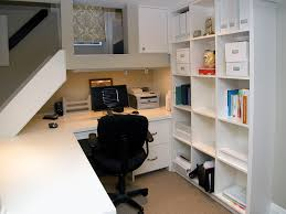 basement office design ideas home office transitional amazing ideas with custom cabinetry custom cab basement office design
