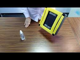 <b>Liectroux WS-1080 Robot</b> Window Cleaner Operation Video