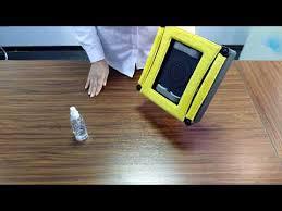 <b>Liectroux WS-1080 Robot Window</b> Cleaner Operation Video