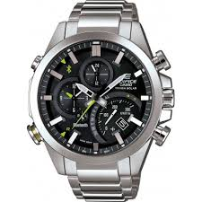 <b>Часы CASIO</b> Edifice <b>EQB</b>-<b>501D</b>-<b>1A</b>: цена, отзывы, описание