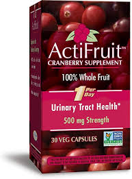 Enzymatic Therapy ActiFruitCranberry Supplement ... - Amazon.com