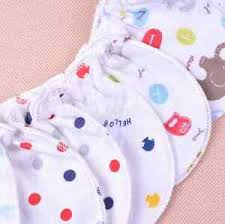 <b>3pairs</b>/<b>lot Newborn Infant Baby Cotton</b> Gloves Four Seasons Anti ...