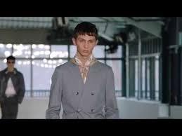 BOSS Menswear Spring/<b>Summer 2018</b>: the runway show - YouTube