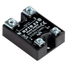 240D3 - 240 VAC, 3 Amp, DC Control Solid State Relay ... - Opto22