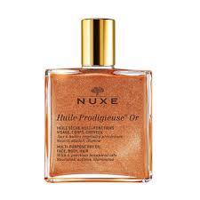 <b>Nuxe Мерцающее сухое масло</b> для лица, тела и волос Huile ...