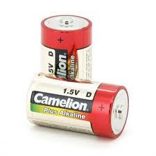 <b>Батарейка</b> щелочная <b>Camelion</b> Plus LR20 <b>D</b> 2 шт. купить в ...