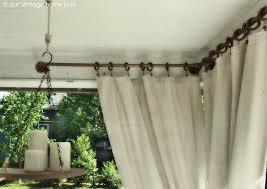 design outdoor curtains patio porch ideas ideas patio curtains pinterest deck decorating