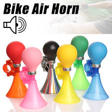 Hot <b>1Pc Bike</b> Air Horn Road Bicycle Children Safety <b>Bike Handlebar</b> ...