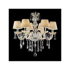 Buy <b>European</b> Style <b>Contemporary Crystal Chandelier</b> With 6 Lights ...