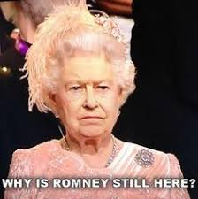 Queen Elizabeth II at the Olympics meme | Under the Mountain ... via Relatably.com