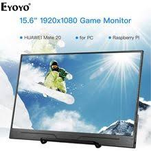 "<b>Eyoyo EM15H 15.6</b>"" FHD IPS Portable USB Type C gaming Screen ..."