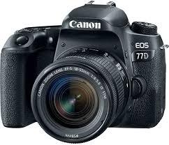 Зеркальный фотоаппарат Canon EOS 77D 18-55 mm IS <b>STM</b> ...