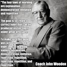 John Wooden Quotes On Hard Work. QuotesGram via Relatably.com