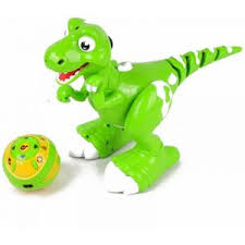 <b>Радиоуправляемый интерактивный динозавр</b> с паром Jiabaile ...