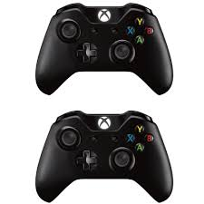 Xbox One <b>2-for-1 Wireless</b> Controller Blast from the Past Preowned ...