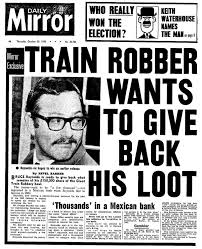 「The Great Train Robbery.」の画像検索結果