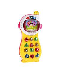 Развивающий телефон <b>PlaySmart</b>. 11156533 в интернет ...
