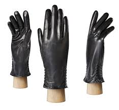 Купить женские <b>перчатки кожаные</b> зимние
