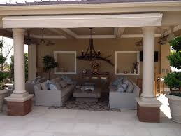 outdoor living area images