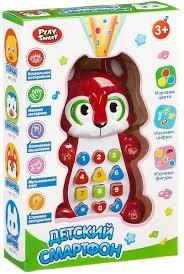 Купить <b>Play Smart Детский смартфон</b> colorful в Москве: цена ...