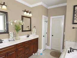 ideas bathroom tile color cream neutral: boys bathroom wall color popular this week universal khaki sw yellow paint color by sherwin williams