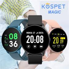 <b>KOSPET Magic Smart</b> Watch IP68 Waterproof Smartwatch Activity ...
